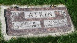 James Henry Atkin