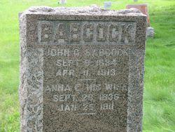 Anna Eliza <i>Brush</i> Babcock
