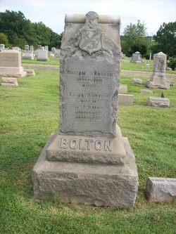 William Jordan Bolton