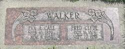 Fred Clyde Walker