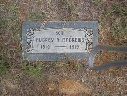 Aubrey A. Andrews