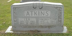 Virginia <i>Gann</i> Atkins