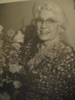 Angie May <i>Watson</i> Bonner