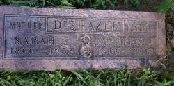 Andrew Jackson DeShazer