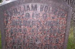 William Bolitho