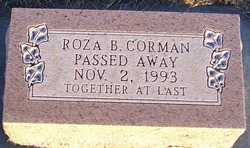 Roza B <i>Barabas</i> Corman