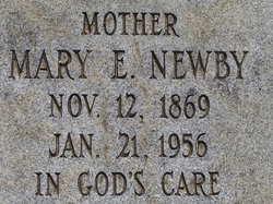 Mary <i>Spruell</i> Newby
