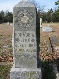 Horace Worrell Whitmore