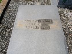 John David Moore