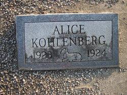 Alice Kohlenberg
