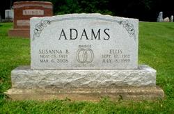 Clarence Ellis Adams
