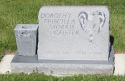 Dorothy Priscilla <i>Morris</i> Geister