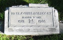Lieut Joseph Jasper Joe Gregory, Jr