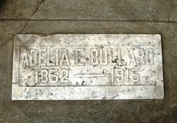 Adelia Elizabeth <i>McCaloy</i> Bullard