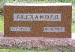 Beulah Lucille <i>Fisher</i> Alexander