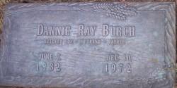 Dannie Ray Burch, Sr