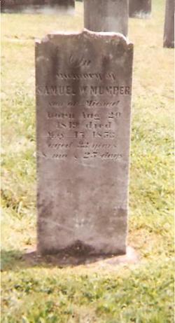 Samuel Weaver Mumper