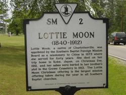 Charlotte Digges Lottie Moon