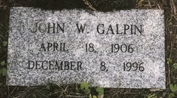 John Winney Galpin