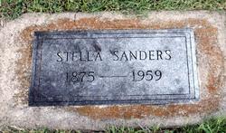 Stella Sanders