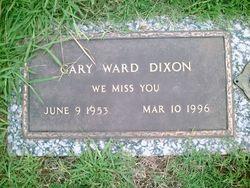 Gary Ward Dixon