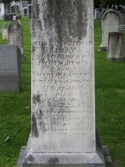 William Whitman Bailey