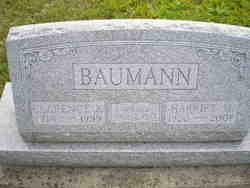 Harriet M <i>Neal</i> Baumann