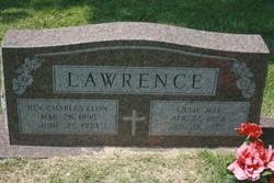 Rev Charles Elon Lawrence