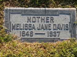 Melissa Jane <i>Lambson</i> Davis
