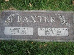 Sidonia <i>Frederickson</i> Baxter