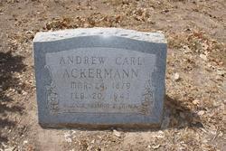 Andrew Carl Ackermann