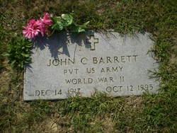 John C Barrett