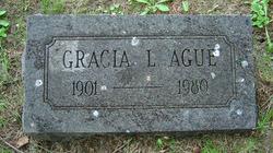 Gracia Lovell <i>Andrews</i> Ague