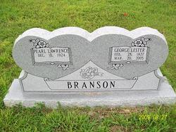 Frances Pearl <i>Lawrence</i> Branson
