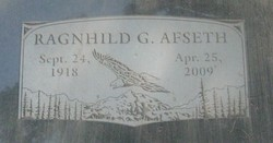 Ragnhild G. Rags <i>Husby</i> Afseth