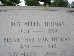 Roy Allen Thomas