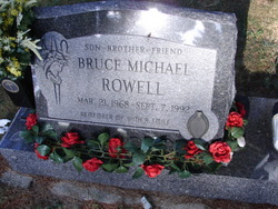 Bruce Michael Rowell