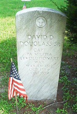 Capt David D Douglass, Sr