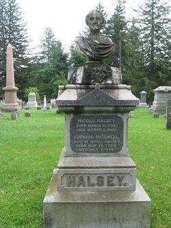 Nicoll Halsey