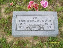 Raymond Edward Branson