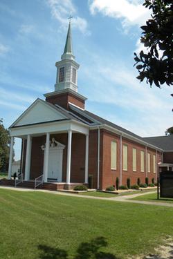 Ashleys Grove Baptist Church Cemetery