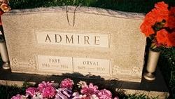 Ina Faye <i>Southard</i> Admire