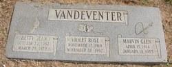 Violet Rose <i>Hanson</i> Vandeventer