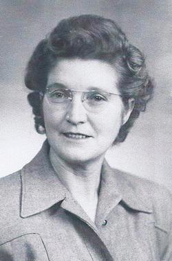 Audrey Ella <i>Chatfield</i> Bodan