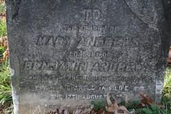 Mary Polly <i>Robinson</i> Andrews