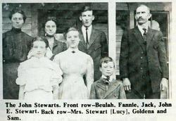 Beulah M <i>Stewart</i> Bullock