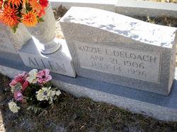 Kizzie L <i>Deloach</i> Allen