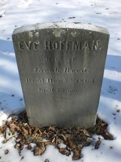 Eve Effie <i>Hoffman</i> Reed