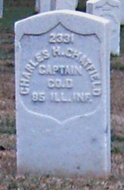 Capt Charles Henry Chatfield