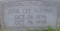 Osie Lee Alford